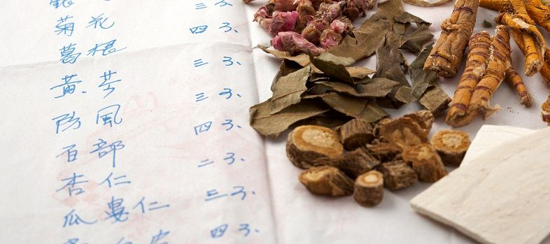Image: Chinese herbs